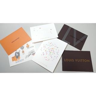ルイヴィトン(LOUIS VUITTON)のかるん様専用;LOUIS VUITTON ポストカード.シール(シール)