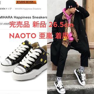 24karats - 完売品 希少 STUDIO SEVEN スニーカー ブーツ NAOTO