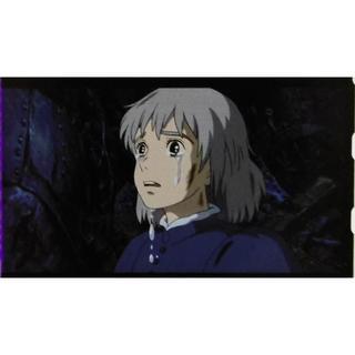 ジブリ - ジブリ☆ハウルの動く城☆フィルムブックマーカー129