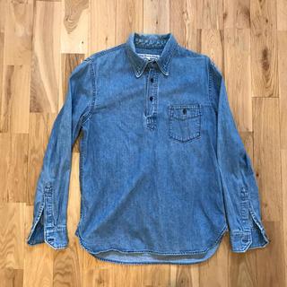 Engineered Garments - DAILY WARDROBE INDUSTRY プルオーバー デニムシャツ