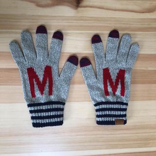ビームス(BEAMS)のbeams ビームス INFIELDER DESIGN  イニシャル 手袋(手袋)