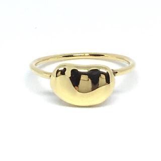 ティファニー(Tiffany & Co.)のティファニー  リング 指輪  ビーン  ビーンズ   18金  K18(リング(指輪))