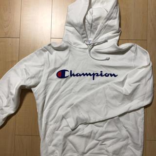 Champion - チャンピオン パーカー 白