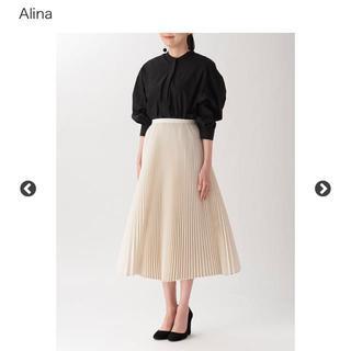 ツルバイマリコオイカワ(TSURU by Mariko Oikawa)のプリーツスカート (ロングスカート)