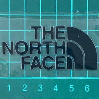 ザノースフェイス(THE NORTH FACE)のノースフェイス アイロンパッチ (黒)(各種パーツ)