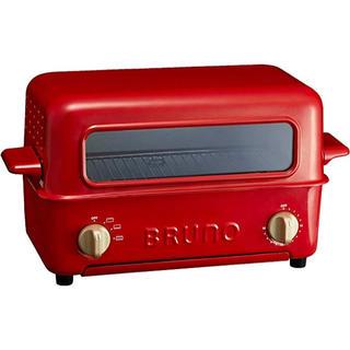 イデアインターナショナル(I.D.E.A international)のBRUNO トースターグリル BOE033-RD(調理機器)