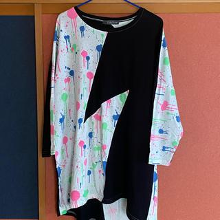 ファンキーフルーツ(FUNKY FRUIT)のロングTシャツ(Tシャツ(長袖/七分))