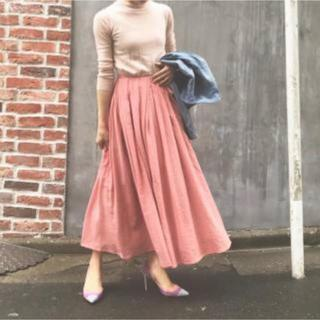 ツルバイマリコオイカワ(TSURU by Mariko Oikawa)の人気の巻きスカート(ロングスカート)