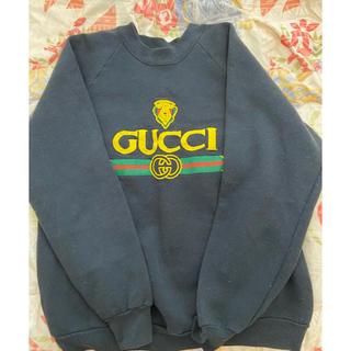 グッチ(Gucci)のGUCCI スウェット 古着(スウェット)
