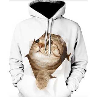 子猫パーカー