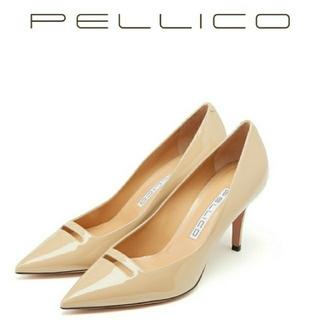 PELLICO - 【美品】 PELLICO ANELLI パンプス 38