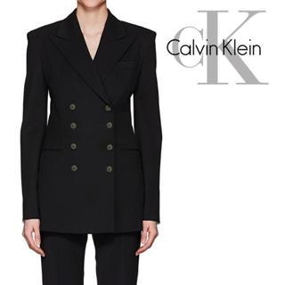 カルバンクライン(Calvin Klein)のCalvin Klein Double Jacket(テーラードジャケット)