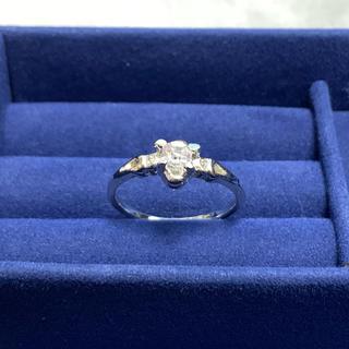 ジルコニア 指輪 サイズ 14号(リング(指輪))