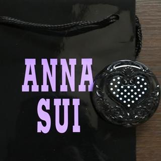アナスイ(ANNA SUI)のアナスイ ブラック パウダー ブラッシュ(チークカラー)301(チーク)