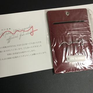 NGT48 - 山口真帆 ファンクラブ FC パスケース 本体のみ
