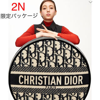 Christian Dior - 貴重!!2N ディオールマニア 限定パケ クッションファンデーション  新品