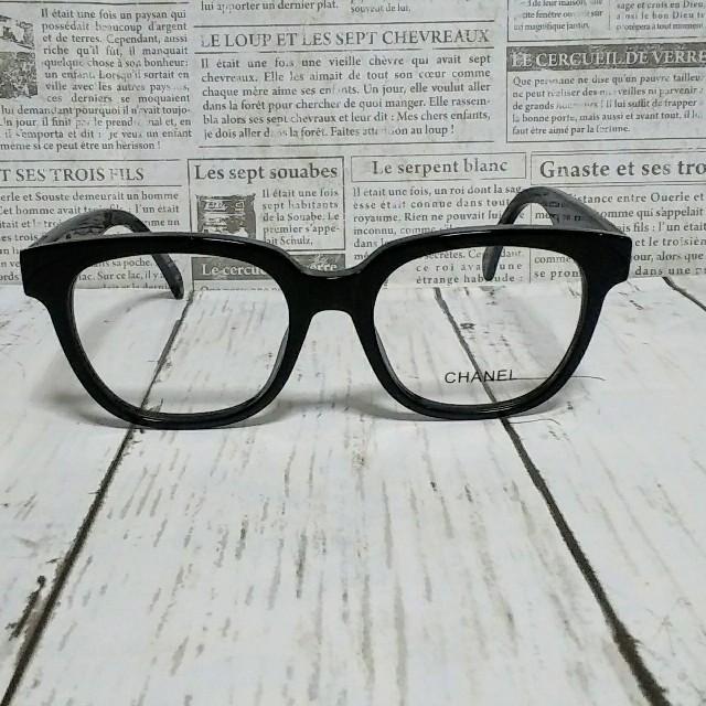 CHANEL(シャネル)の在庫処分特価★CHANEL メガネ シャネル 送料無料 レディースのファッション小物(サングラス/メガネ)の商品写真