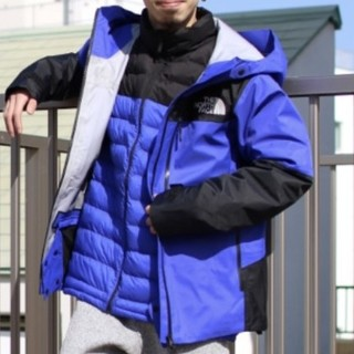 THE NORTH FACE - BEAMS THE NOTH FACE 別注 XL セット BLUE ジャケット
