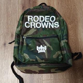 ロデオクラウンズ(RODEO CROWNS)のロデオクラウン リュック(リュックサック)
