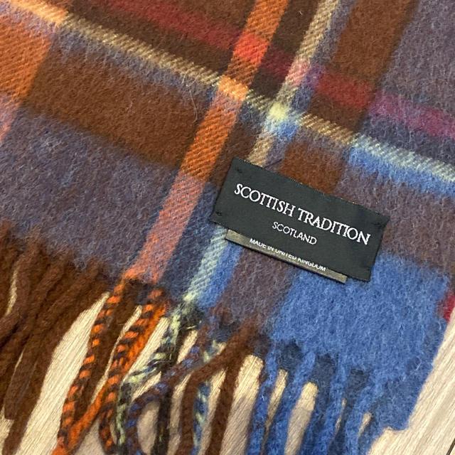 SHIPS(シップス)のスコティッシュトラディッション●チェックストール レディースのファッション小物(マフラー/ショール)の商品写真