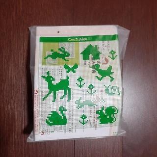 フェリシモ(FELISSIMO)のかんたん&かわいいはじめてのレース編み 方眼編みのドイリー(その他)