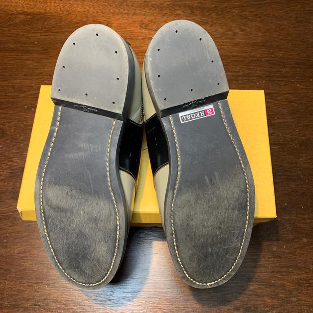REGAL(リーガル)のREGAL「サドルオックスフォードシューズ」 メンズの靴/シューズ(ドレス/ビジネス)の商品写真