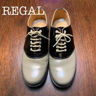 REGAL - REGAL「サドルオックスフォードシューズ」