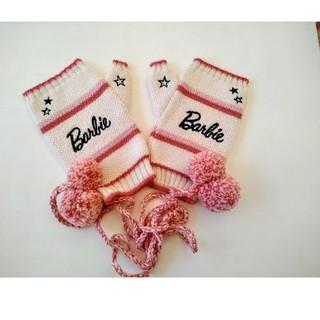 バービー(Barbie)のバービー手袋   ミトン手袋(手袋)