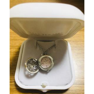 STAR JEWELRY - スタージュエリー のネックレス型時計