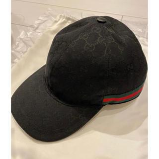 Gucci - GUCCI ギャップ 黒 XL
