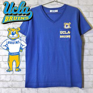 【UCLA BRUINS】ユーシーエルエー ブルーインズ カレッジ TEE /L(Tシャツ(半袖/袖なし))