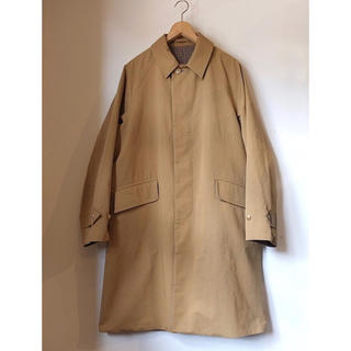 エンジニアードガーメンツ(Engineered Garments)のA VONTADE Reversible Balmacaan Coat(ステンカラーコート)