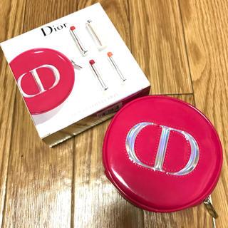 クリスチャンディオール(Christian Dior)のディオール  ポーチ 免税店限定(ポーチ)