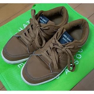 スニーカー風な安全靴 24.5~25.5cm