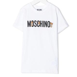 モスキーノ(MOSCHINO)のモスキーノ 14A MOSCHINO 2020SS 新作! ベア 半袖T ロゴ (Tシャツ(半袖/袖なし))
