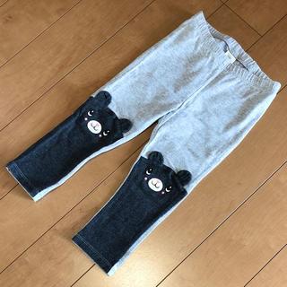 H&M - サイズ 90*くま柄レギンス*H&M