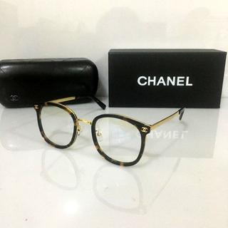 CHANEL - シャネル メガネフレーム 2130 鼈甲 CHANEL