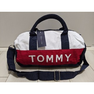 TOMMY HILFIGER - 【新品・未使用】TOMMY HILFIGER トミーヒルフィガー 2WAYバッグ