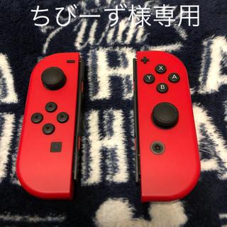 Nintendo Switch - Switchジョイコン(レッド)