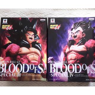 ドラゴンボール(ドラゴンボール)の★ ドラゴンボール GT BLOOD OF SAIYANS 2体セット ★(アニメ/ゲーム)