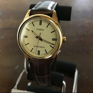カシオ(CASIO)の【新品】カシオ CASIO クオーツ 腕時計 LTP-V005GL-9A(腕時計)