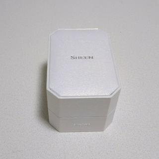 カシオ(CASIO)のCASIO腕時計 空き箱(腕時計)