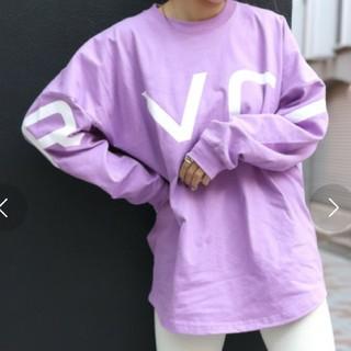 ルーカ(RVCA)のRVCA★ビックシルエットロングTシャツ(Tシャツ(長袖/七分))