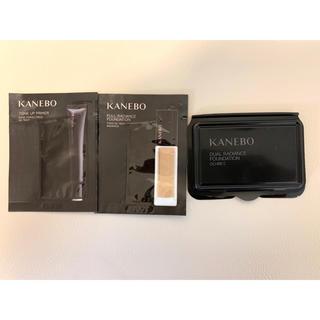 Kanebo - カネボウ 化粧下地、ファンデーションサンプル