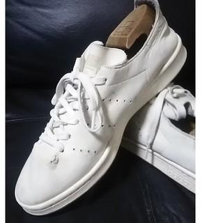 adidas -  定18900円限定!アディダススタンスミスレザーソック高級スニーカー白!