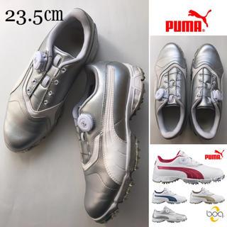 プーマ(PUMA)のPUMA (プーマ) ゴルフシューズ / 23.5㎝(シューズ)