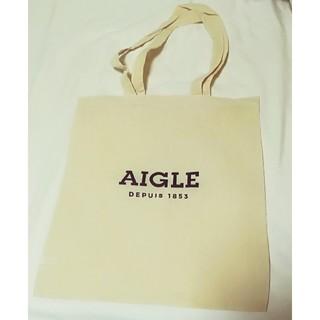 エーグル(AIGLE)の非売品 AIGLE エーグル トートバッグ エコバッグ(トートバッグ)