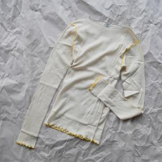 Ron Herman - 新作♡BASERANGE cotton rib  M size