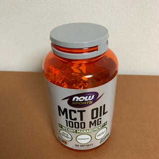 MCT OIL(ダイエット食品)