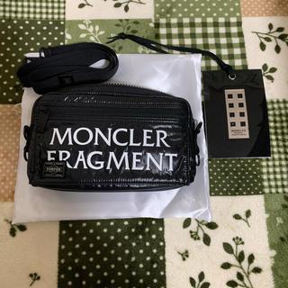MONCLER - モンクレール フラグメント ポーター ショルダー バッグ